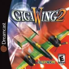 Jaquette de Giga Wing 2 Dreamcast