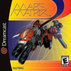 Jaquette de Mars Matrix Dreamcast