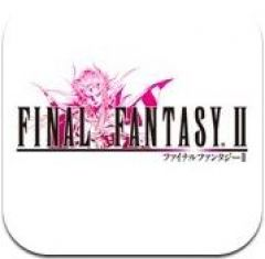 Jaquette de Final Fantasy II iPhone, iPod Touch