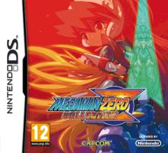 Jaquette de Mega Man Zero Collection DS