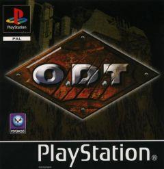 Jaquette de O.D.T PlayStation