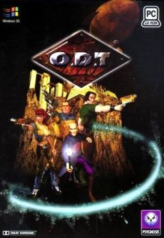 Jaquette de O.D.T PC