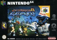 Jaquette de Jet Force Gemini Nintendo 64