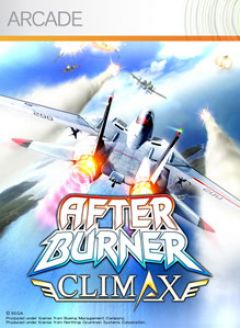 Jaquette de After Burner Climax Xbox 360