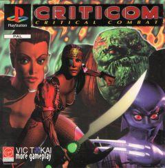 Jaquette de Criticom PlayStation