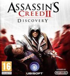 Jaquette de Assassin's Creed II : Discovery iPhone, iPod Touch