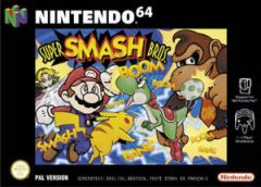 Jaquette de Super Smash Bros. Nintendo 64