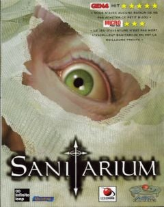 Jaquette de Sanitarium PC