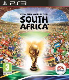 Jaquette de Coupe du Monde de la FIFA - Afrique du Sud 2010 PlayStation 3