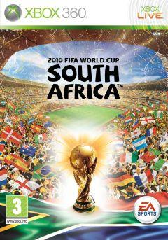 Jaquette de Coupe du Monde de la FIFA - Afrique du Sud 2010 Xbox 360