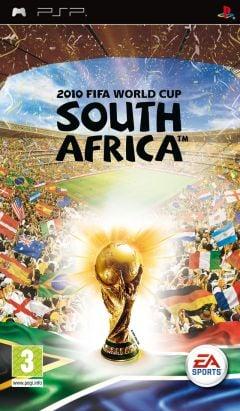 Jaquette de Coupe du Monde de la FIFA - Afrique du Sud 2010 PSP