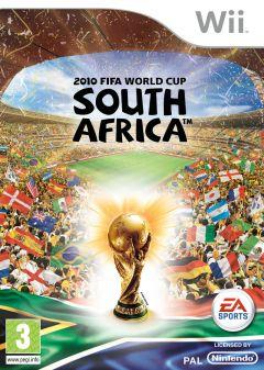 Jaquette de Coupe du Monde de la FIFA - Afrique du Sud 2010 Wii