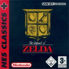 Jaquette de The Legend of Zelda Game Boy