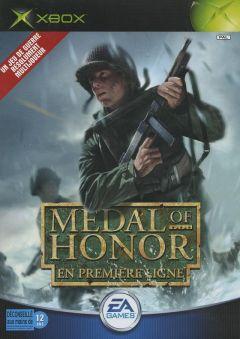 Jaquette de Medal of Honor : En première ligne Xbox