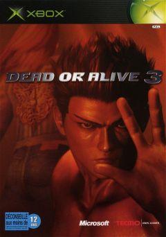 Jaquette de Dead or Alive 3 Xbox