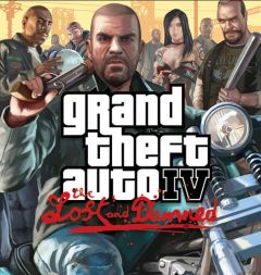 Jaquette de Grand Theft Auto�IV�: The Lost and Damned PlayStation 3