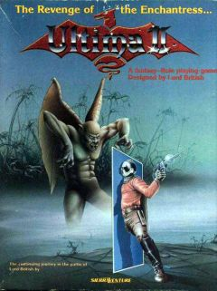 Jaquette de Ultima II : Revenge of the Enchantress Atari ST