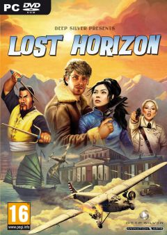 Jaquette de Lost Horizon PC