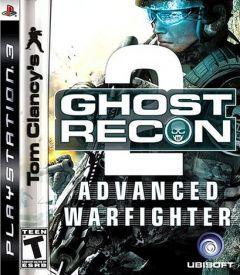 Jaquette de Ghost Recon Advanced Warfighter 2 PlayStation 3