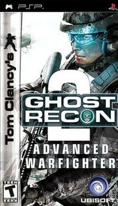Jaquette de Ghost Recon Advanced Warfighter 2 PSP