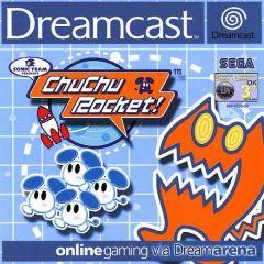 Jaquette de ChuChu Rocket ! Dreamcast