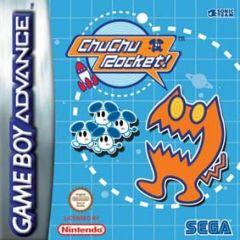 Jaquette de ChuChu Rocket ! Game Boy Advance