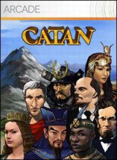 Jaquette de Catan Xbox 360