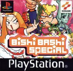 Jaquette de Bishi Bashi Special PlayStation