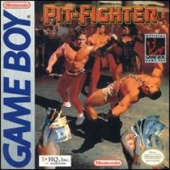 Jaquette de Pit-Fighter Game Boy
