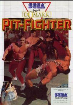 Jaquette de Pit-Fighter Master System