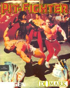 Jaquette de Pit-Fighter PC
