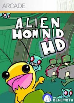 Jaquette de Alien Hominid HD Xbox 360
