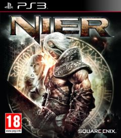 Jaquette de NieR PlayStation 3