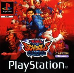 Jaquette de Rival Schools : United by Fate PlayStation