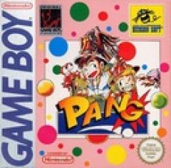 Jaquette de Pang Game Boy