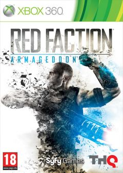 Jaquette de Red Faction : Armageddon Xbox 360