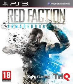 Jaquette de Red Faction : Armageddon PlayStation 3