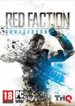 Jaquette de Red Faction : Armageddon PC