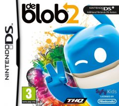 Jaquette de de Blob 2 DS