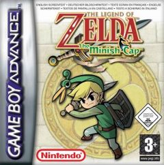 Jaquette de The Legend of Zelda : The Minish Cap Game Boy Advance