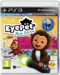 Jaquette de EyePet Move Edition PlayStation 3