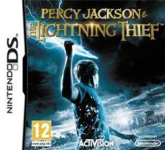 Jaquette de Percy Jackson Le Voleur de Foudre DS