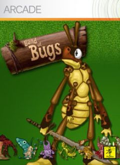 Jaquette de Band of Bugs Xbox 360