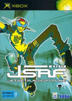 Jaquette de Jet Set Radio Future Xbox