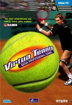 Jaquette de Virtua Tennis PC