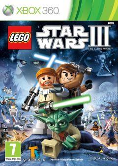 Jaquette de LEGO Star Wars III : The Clone Wars Xbox 360