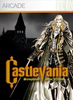 Jaquette de Castlevania : Symphony of the Night Xbox 360