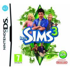 Jaquette de Les Sims 3 DS