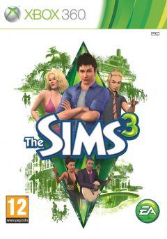 Jaquette de Les Sims 3 Xbox 360