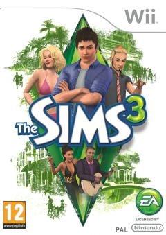Jaquette de Les Sims 3 Wii